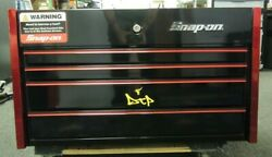 Snap-on Krl751 36 Four-drawer Single Bank Masters Series Top Chest Local Pickup
