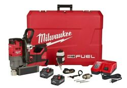 Milwaukee Electric Tools 2787-22hd M18 Fuel 1-1/2 Magnetic Drill Kit