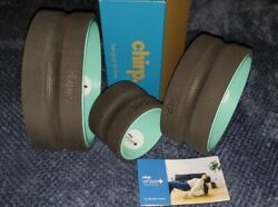 New Chirp Wheel+ Set 6 10 12 Inch Small Deep Medium And Large Gentle Yoga Back