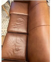 Pottery Barn Manhattan Couch