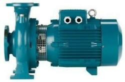 Calpeda Nm40/20 End Suction Centrifugal Water Pump With Flanged Connections