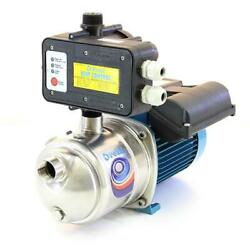 Booster And Irrigation System Pump - Best Control - Bwsjs05 12g30p - 12gpm