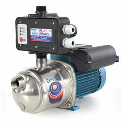 Booster And Irrigation System Pump. Best Control Deluxe System - Bwsjs15 25g45p -