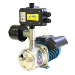 Water Pressure Booster System With Multistage Centrifugal Pump Surge Tank Includ
