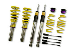 Kw Coilover Kit V2 For Audi A4 S4 8k/b8 W/ Electronic Dampening Controlsedan F