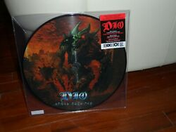 Dio - Angry Machines Picture Disc 12 Single Ep Lp 2021 Rsd Brand New