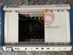 1pcs Used National Instruments Ni Pxie-1062q 8-slot Pxi Express Chassis