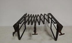 Vintage Running Board Extendable Luggage Rack Ford Model T And Model A
