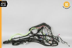 15-16 Mercedes R231 Sl400 Rear End Trunk Lid Wire Wires Cable Harness Oem 62k