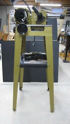 Darex Endmill Sharpener E 85/90 With Radius Attachment, Collets And Instructions