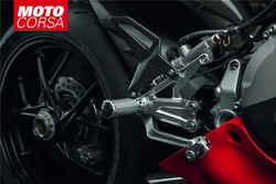 Ducati Performance Rearsets By Rizoma For Ducati Panigale V2