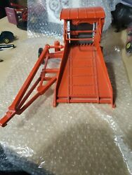 Allis Chalmers Custom Roto Baler With Pto 1/16 Scale