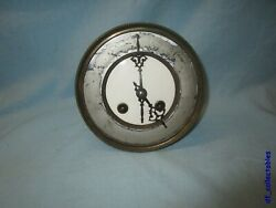 French wall clock works movement with dial and original hands Ref. 271 30