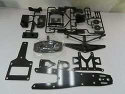Tamiya F103 Frp Main Chassis Tbar Battery Holder Lm Bumper Gear Case Suspension