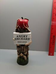 Angry Orchard Crisp Apple Ale Beer Tap Handle Ships Free