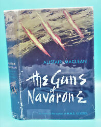 The Guns Of Navarone By Alistair Maclean - 1st Edition