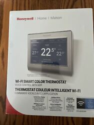 Honeywell Wi-fi Smart Color Touchscreen 2nd Gen.thermostat Rth9585wf1012 [ln]™