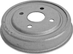 1964-1970 Mustang 4-lug Drum For 9 X 1-1/2 Or 9 X 1-3/4 Brakes, 6-cylinder