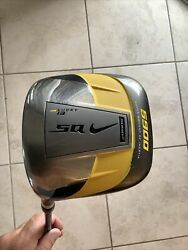Nice Nike Sq 5900 Sumo2 Lucky 13 Driver R Flex Left Handed