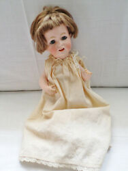 Antique Jdk 257 Jd Kestner German Character Baby Doll 11andrdquo Made In Germany