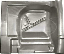 Floor Pan - Rear - Right - Edsel Pacer And Ranger 58-29990-1
