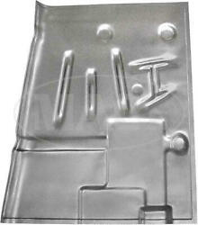 Floor Pan - Front - Right - Edsel Pacer And Ranger 58-29989-1
