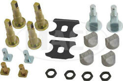 Model A Ford Aa Truck Front Brake Equalizer Floater Set - Top Quality Flat Head