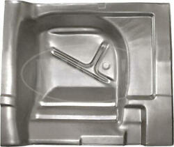 Floor Pan - Rear - Left - Ford Except Convertible And Skyliner Retractable