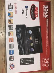 Boss Audio - Bv9967b - Touch Screen For Single-din Dvd Player