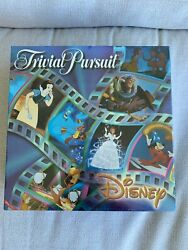 Disney Trivial Persuit Brand New Collectors Edition