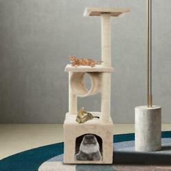 36quot;Cat Tree Tower Condo Scratching Post Pad Play House Pet Furniture