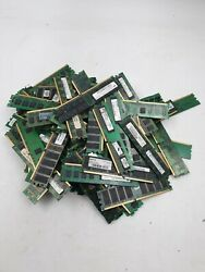 3 Lbs/1.360kg Of Scrap Ram Memory For Recovery Gold