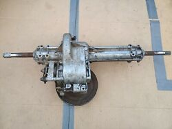 Craftsman Drm-500 Mtd Trans Axle Transaxle Riding Lawn Mower Differential Drm500