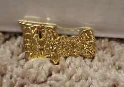 Higgs Band Gold Raw Variant Collectible Pin By Danny Steinman New