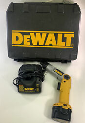 Dewalt Dw920 Cordless Electric Screwdriver, Battery, Charger And Case
