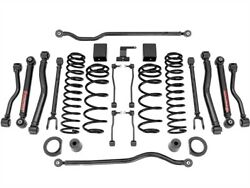 Rancho Rs66125b 4.5 In. Short Arm Suspension System 2018 Jeep Wrangler Jl Non-ru