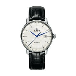 Rado Coupole Automatic Watch 41mm Blue Hand With Box And Warranty Card Uk Seller