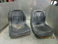Arctic Cat Prowler Xt650 Seat Right And Left 671