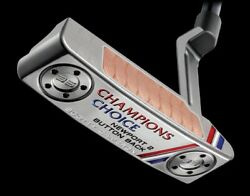 Scotty Cameron Champions Choice Button Back Newport 2 Putter Limited 34