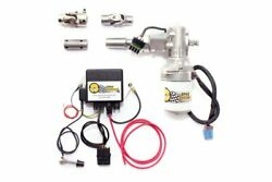 47 48 49 50 51 52 53 54 Chevy Truck Electric Power Steering Conversion Kit