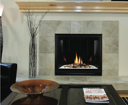Empire White Mountain 32 Tahoe Dv Clean Face Contemporary Lp Fireplace Ipi