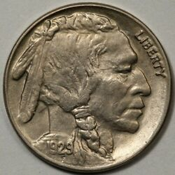 1929-s Buffalo Nickel Au++ See The Whole Collection At Rrc