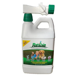 Revive Outdoor Organic Based Soil Treatment 64 Oz. Designed To Save Water