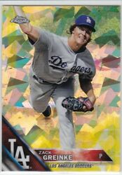 2016 Topps Chrome Sapphire Gold All Cards And039d /5 You Pick