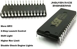 Honda Chipped D16z6 Vtec More Hp And 2-step Tune Chip For Obd1 P28 P72