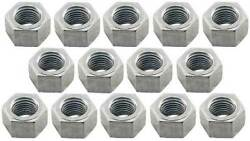 Cylinder Head Nut Set - 14 Pieces - Cadmium Plated - 4 Cylinder Ford Model B