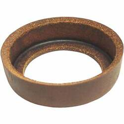 Merrill 3 In. X 2 In. X 13/16 In. Cup Leather 711cl3000 - 1 Each