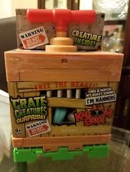 Crate Creatures Surprise Kaboom Box Andndash Nanners Mix N Match Figure Creature
