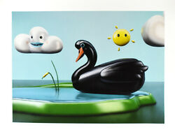 Cesar Piette - Plastic Country - Edition Of 100 - Signed - Limited Edition