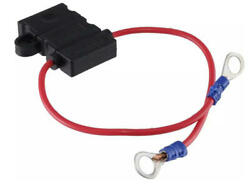 Ecm/radio Power Supply Lead For Cars With Top Post Batteries 58-253660-1